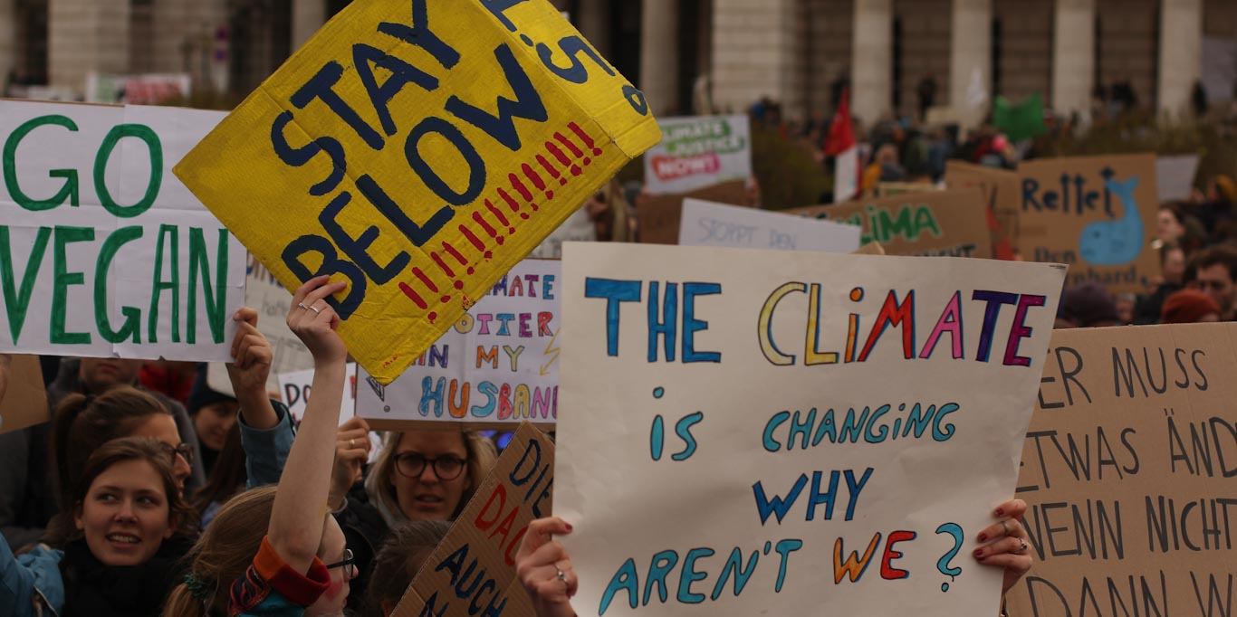 climate school strike